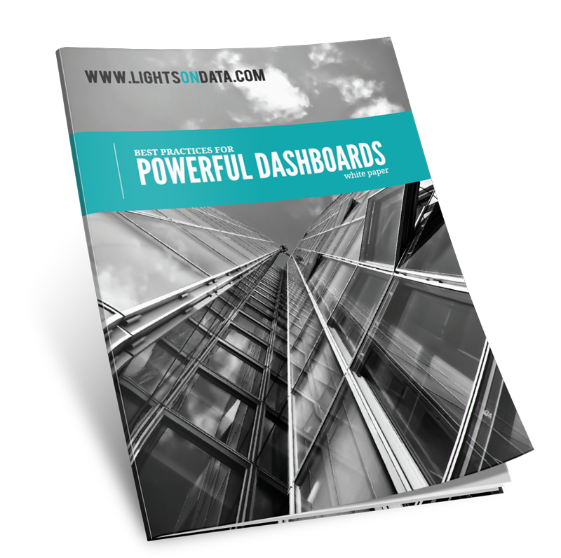 white paper - powerful dashboards