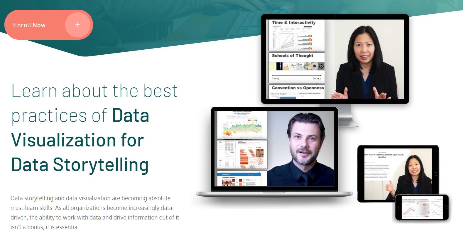 data visualization data storytelling